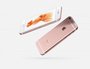 아이폰6S에서는 새롭게 출시되는 로즈핑크. - apple.com 제공